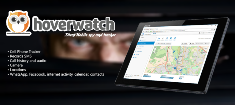 Hoverwatch review: Silent Mobile spy and tracker.