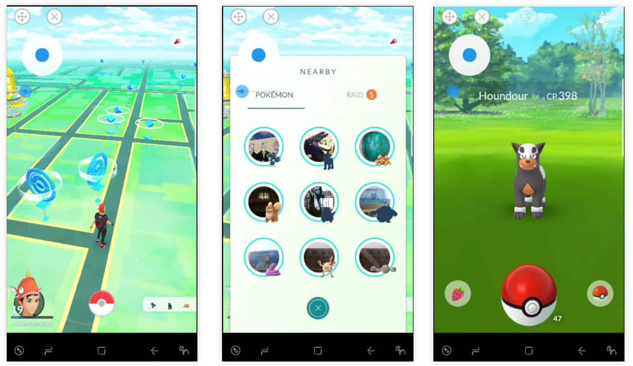 Pokemon GO Latest Working Android Hack