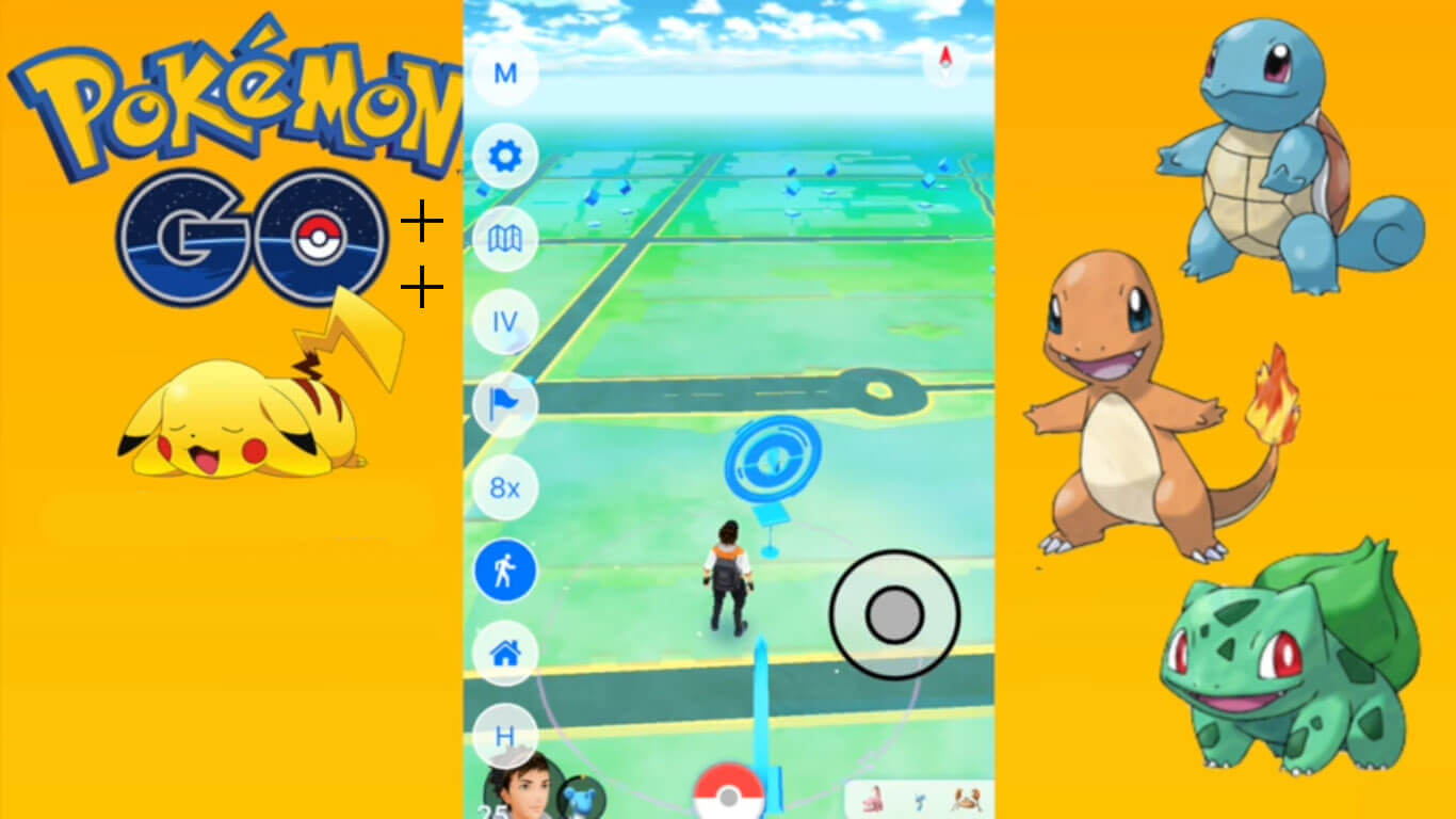 Pokemon GO Latest working Hack for iOS 10 & 9