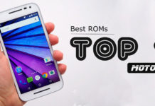 Top 10 Best Custom ROMs for Motorola Moto G3 2015