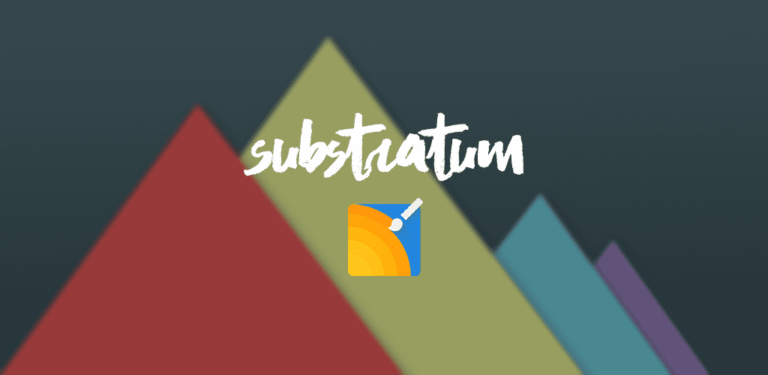How to install Substratum Themes With & Without Root on Any Android