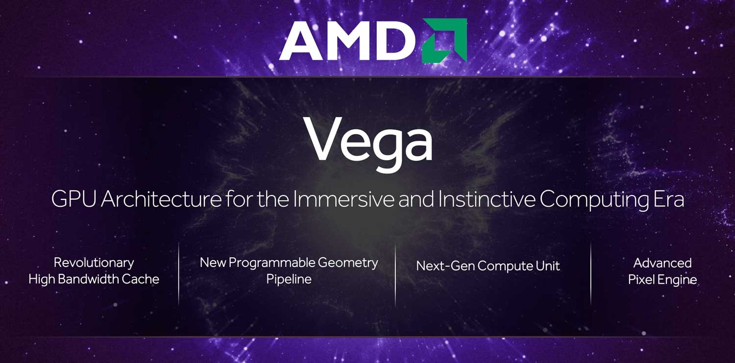 AMD Vega GPU Features and Whats new everything explained