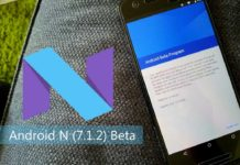 Android N 7.1.2 Beta Program for Google Pixel