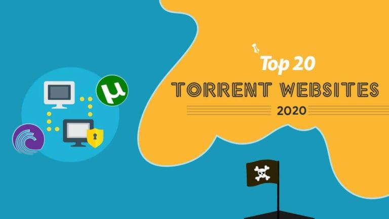 Top 20 Best Torrent sites of 2021 which still work!