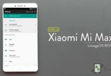 Download LineageOS for Xiaomi Mi Max Official