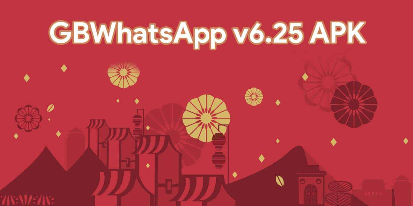 GBWhatsApp WhatsApp Plus 6.25 Latest APK Download