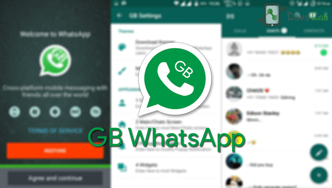 gb whatsapp 6.50 - le dernier gbwhatsapp 2018 apk for android