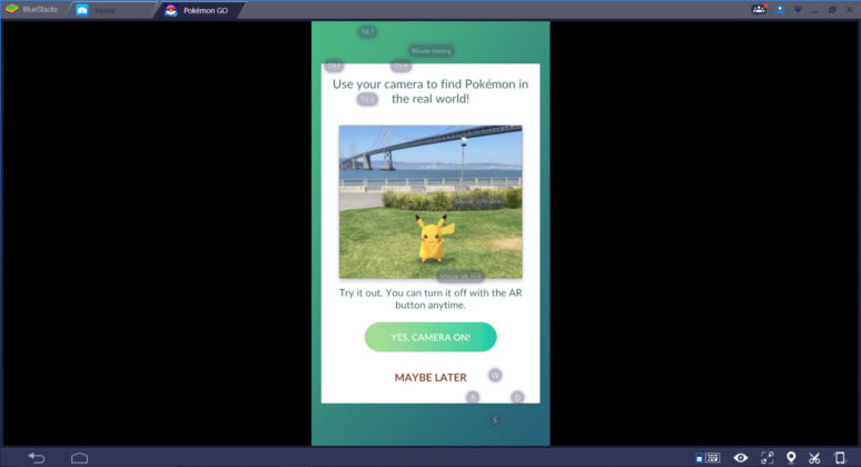 Playing Pokemon GO on PC 2017 Latest GPS Hack for PC