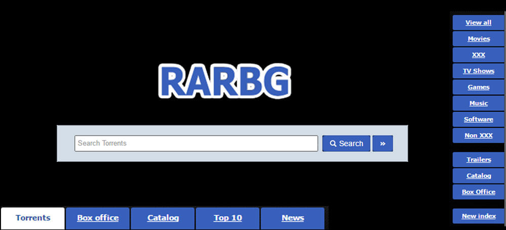 Rarg Torrent - Best torrent websites of 2019