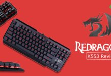 Redragon K553 Mechanical Keyboard Review