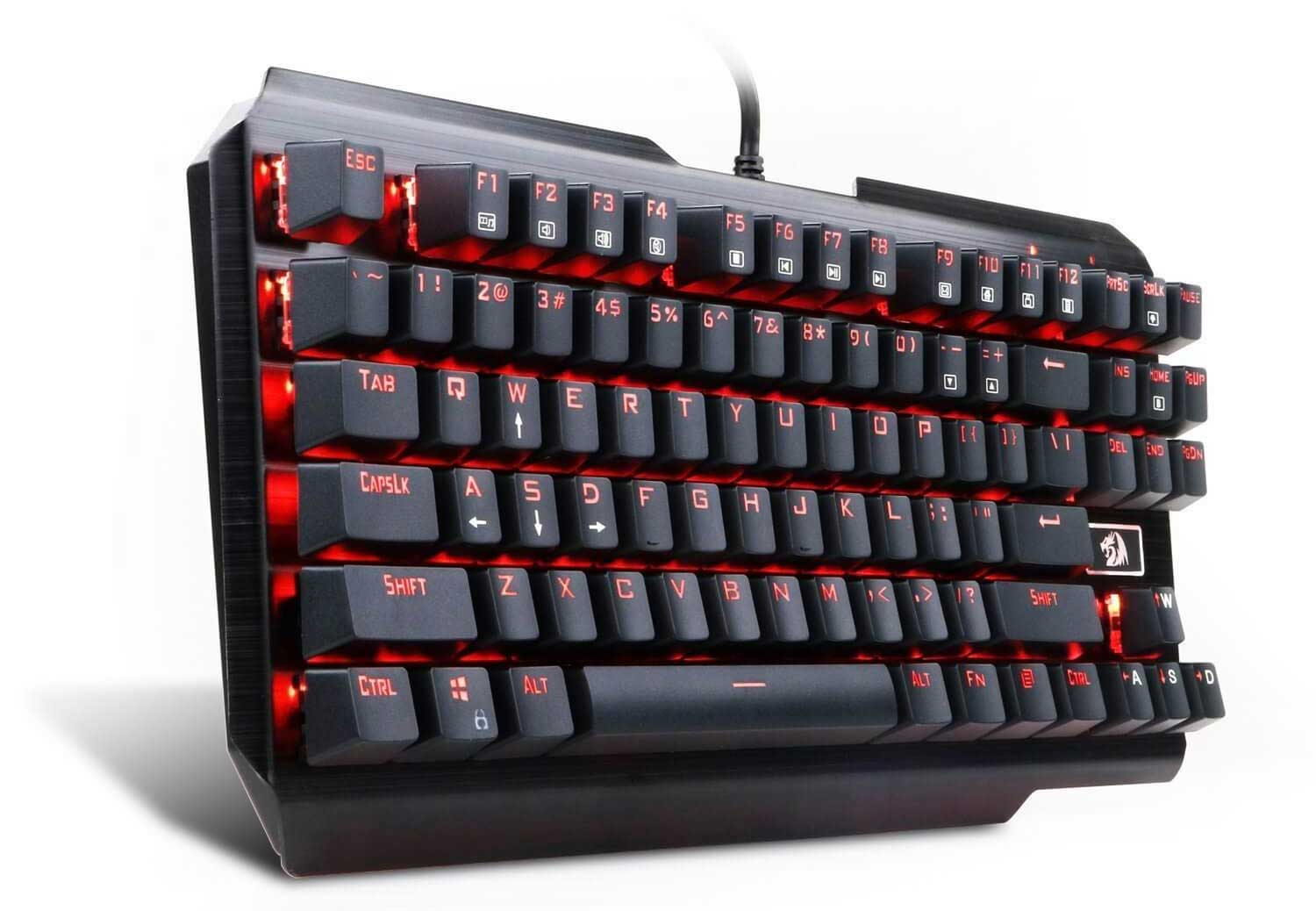 Redragon USAS K553 Keys Review