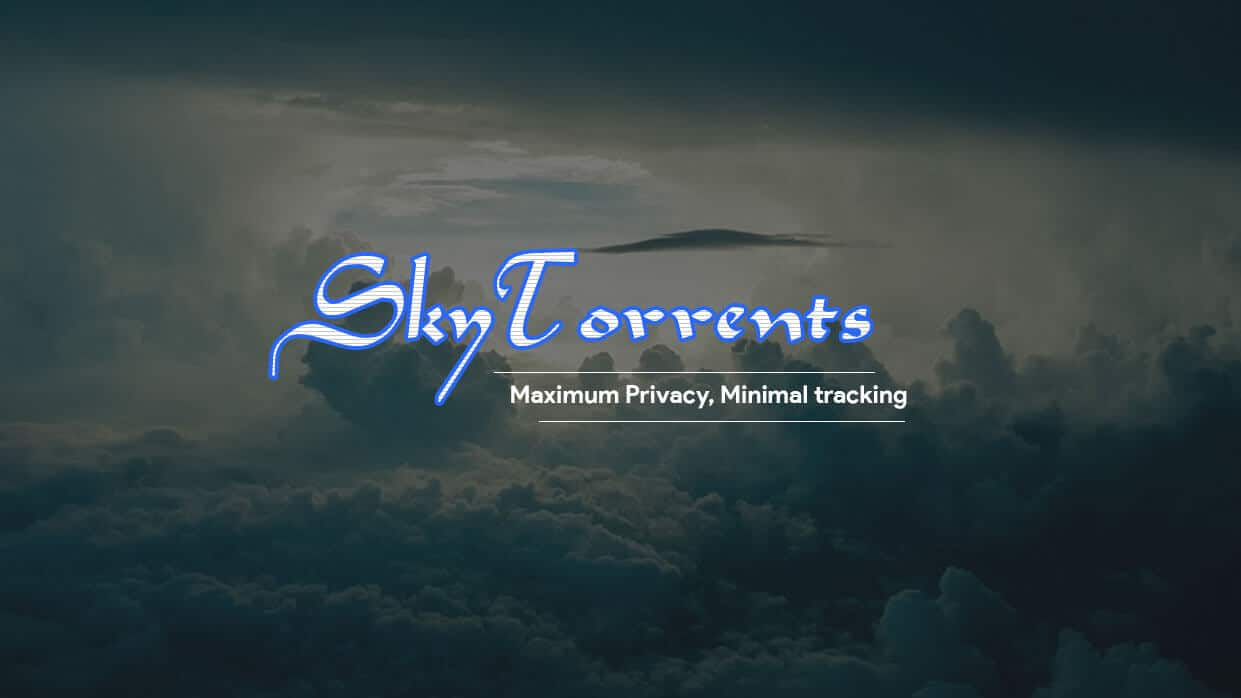 Sky Torrent Search Engine with no tracking