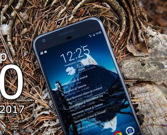 Top 10 best Android Apps of 2017