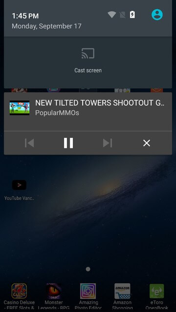 youtube background playback no root