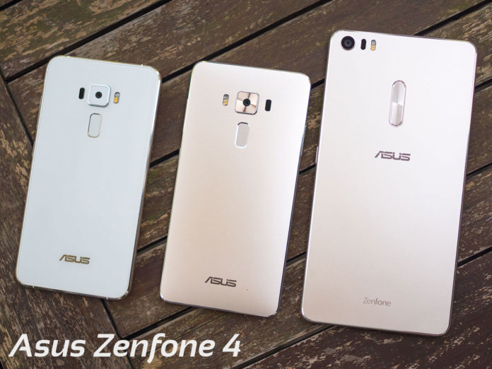 Asus Zenfone 4 Spotted on GFXBench