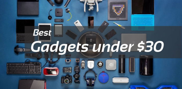 Best Tech Gadgets under $30 or Rs. 2000