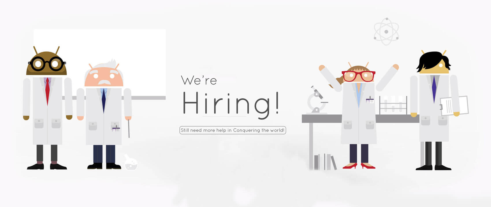 Devs-Lab We're Hiring