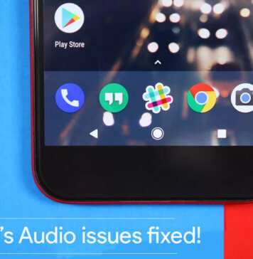 Google Pixel's Audio Issue fixed in Feb 17 security update