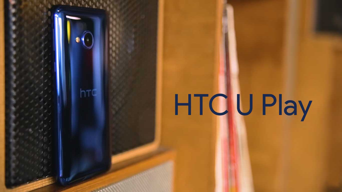 HTC U Play laucnhed in India
