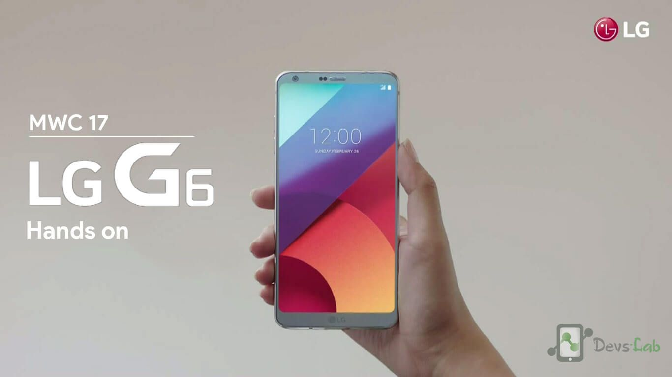 LG G6 Hands on Review - MWC 17