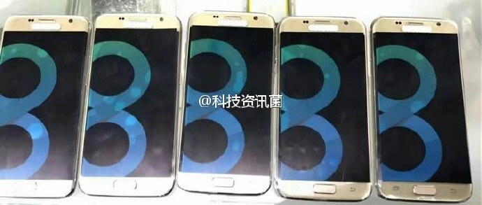 Galaxy S8 leaked images