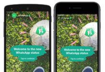 Whatsapp's Status feature