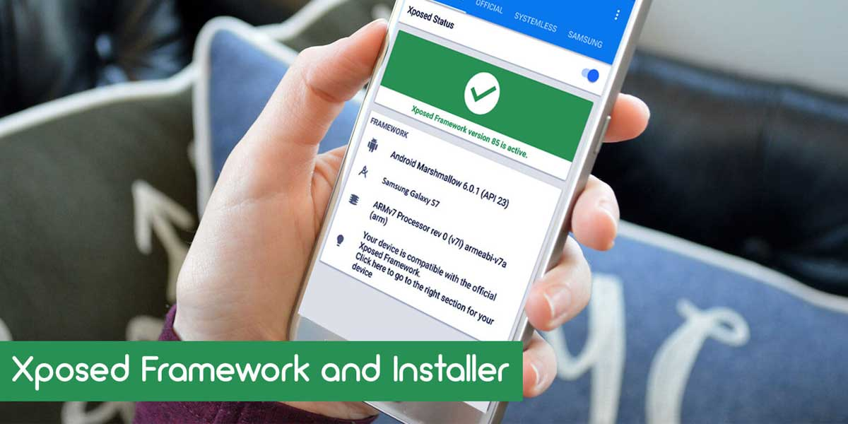 Xposed Framework and Installer for Samsung Galaxy S7 and S7 edge