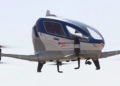 Flying Drone Taxis