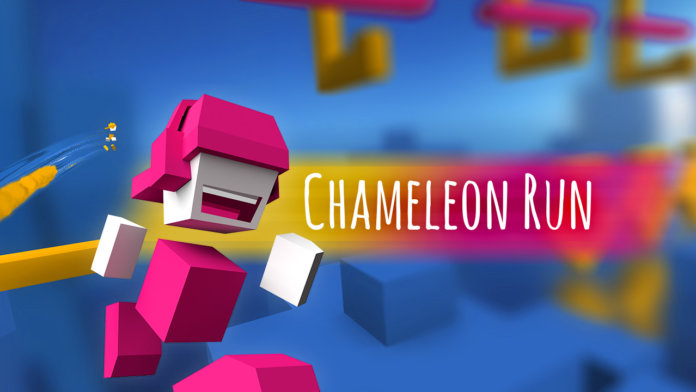 Chameleon Run:Free iOS app of the week