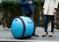 Gita – a Composite-Made Robot that Carries your Stuff