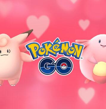 Pokemon GO Valentine's day event update