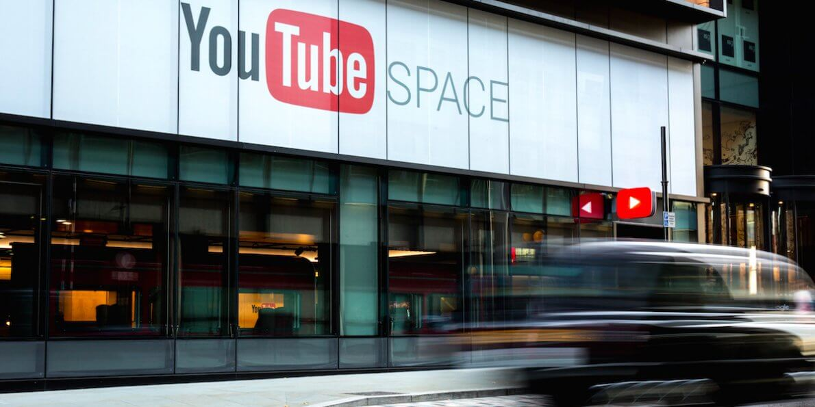 YouTube Space for Creators