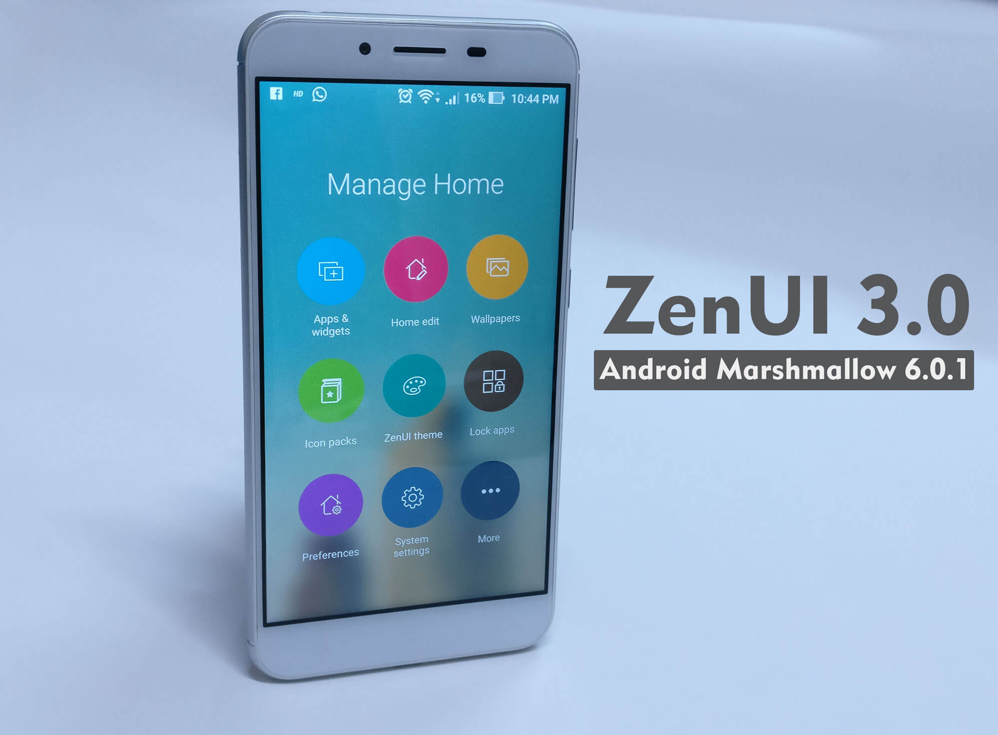 Asus Zenfone 3 Max Software Review