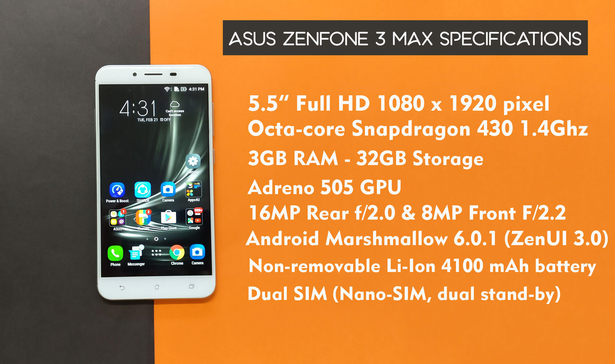 Asus Zenfone 3 Max Review Pros And Cons In Depth Review