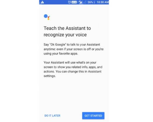 Google Assistant for OnePlus 3