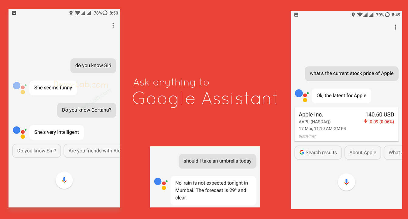 Google Assistant is a Genius Assistant