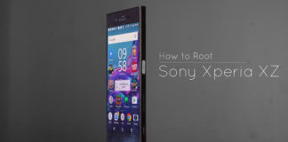 How to Root Sony Xperia XZ install TWRP unlock bootloader