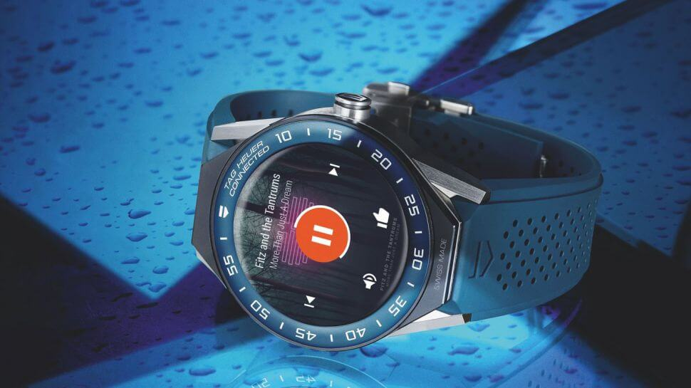 TAG Heuer Connected 2 smartwatch