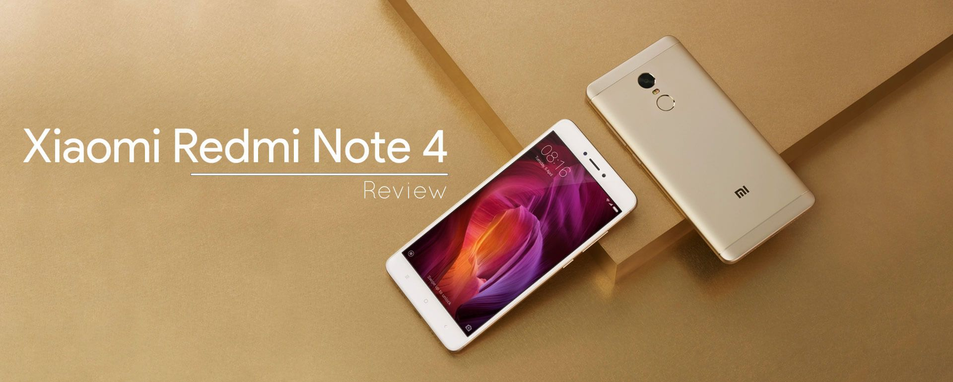 Xiaomi Redmi Note 4 Review: Xiaomi Redmi Note 4 Review: Never Run Out Of Battery
