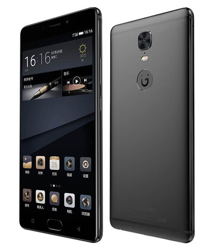Gionee M6S Plus_front and back