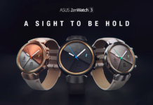 The ASUS ZenWatch 3