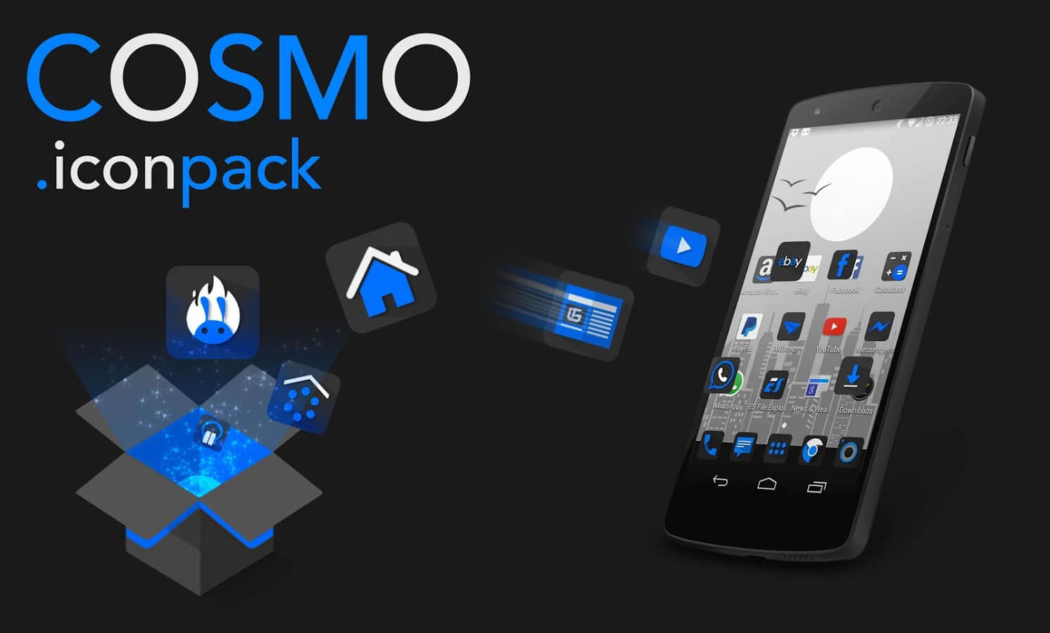 Cosmo Icon Pack