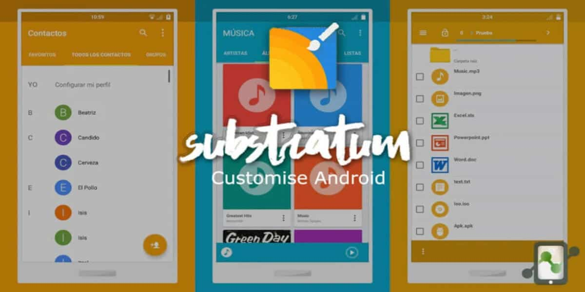 How to Customise Android using Substratum theme engine