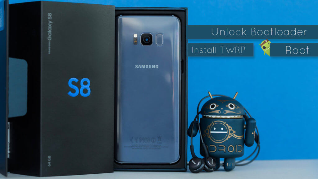How to Root Galaxy S8 and S8 Plus Exynos