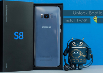 Root Samsung S8/S8+: Unlock Bootloader, install TWRP and SuperSU