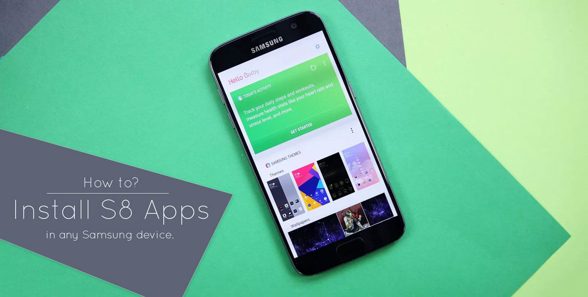 How to download apps on a samsung phone - New orleans