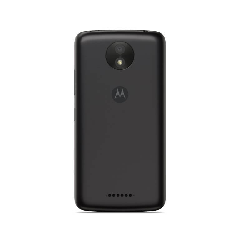 MOTO C and C Plus back