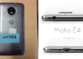 Moto Z2, Moto Z2 Play and Moto E4 images leaked from all angles; headphone jack still missing on Moto Z2.