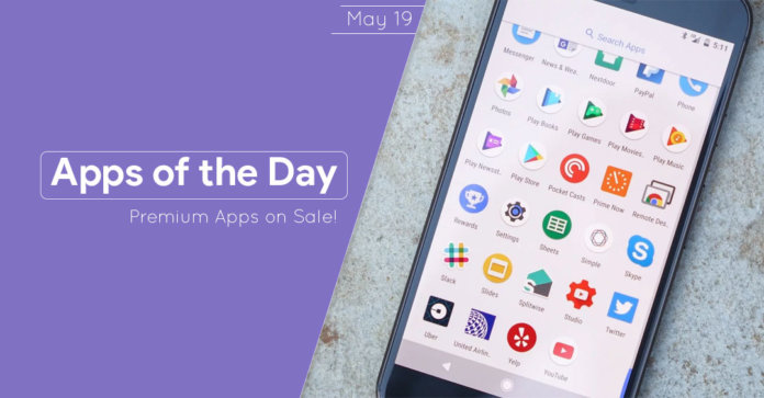 Premium Android Apps on Sale - May 19