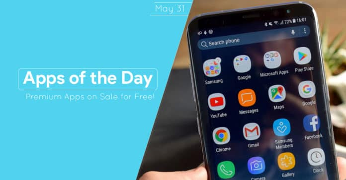 Premium Apps of the Day on sale for free Android May 31